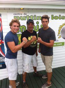 Fans de Terrebonne olivier 2013
