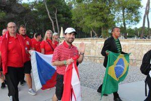 Labrie Mathieu parade croatie