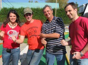 carl et fans auclair et olivier 2011