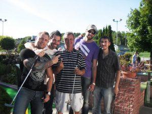 carl et fans de sherbrooke 2010