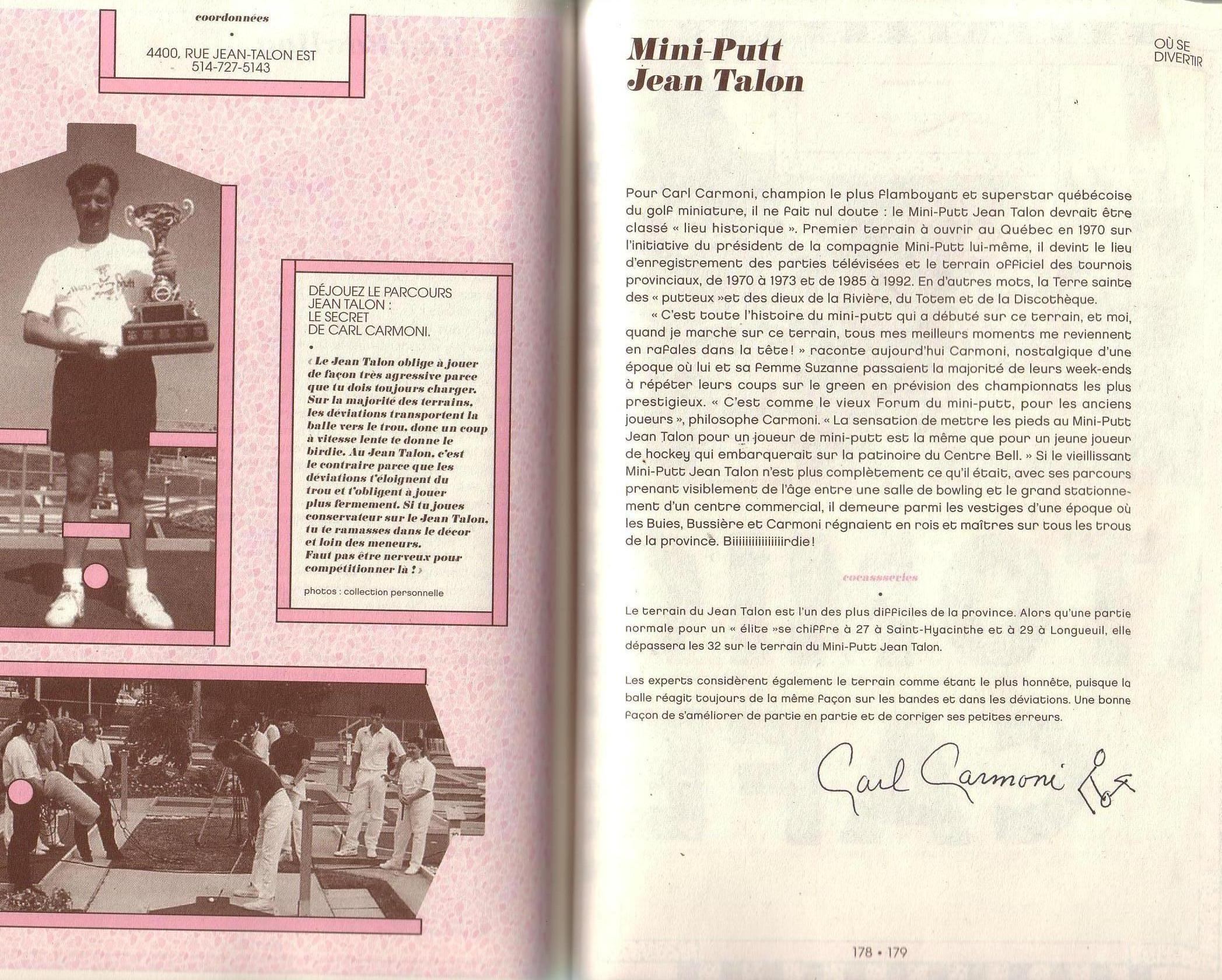 carl et montreal kitsch 2009